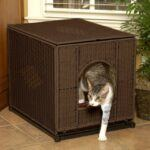 The Best Hidden Litter Box Furniture For Cats of All Sizes