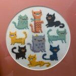 Cat Cross Stitch Patterns: Where to Find Great Designs